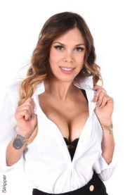 Sexual Sally Gray from Spain StripShow  gallery